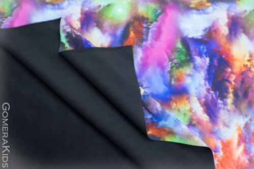 Softshell akvarelli laigud